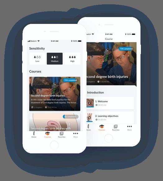 GynZone app