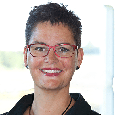 Sara Kindberg, Midwife PhD, CEO of GynZone