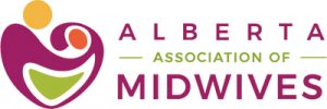Alberta Association of Midwives logo