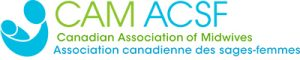 Canadian Association of Midwives logo