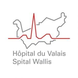 Spitalzentrum Oberwallis logo