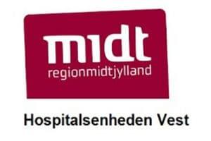 Hospitalsenheden Vest logo