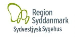Sydvestjysk Sygehus logo