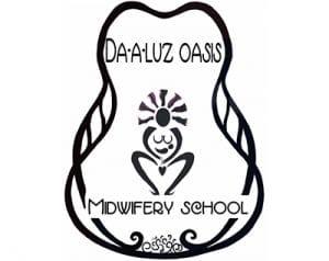 Da-a-luz Oasis Midwifery School logo