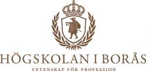 Högskolan i Borås logo