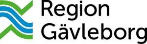 Hudiksvall och Gävle sjukhus - Region Gävleborg logo