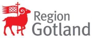 Visby Lasarett - Region Gotland logo