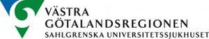 Sahlgrenska Universitetshospital Göteborg logo