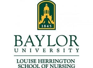 Baylor University: Louise Herrington School of Nursing logo