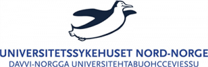 Universitetssykehuset Nord-Norge logo